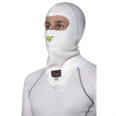 Open face balaclava White-0