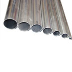 AT-63 Alloy tube straight 1m-0