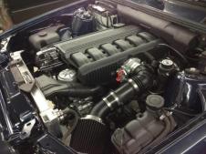 MMHOSE-E36-92BL BMW E36 (325, M3) SILICONE RADIATOR HOSE KIT, 1992-1999-0