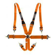 "GP-AR201H-NA 6 PTS 3""/2"" HARNESS PRO HANS Orange-0"