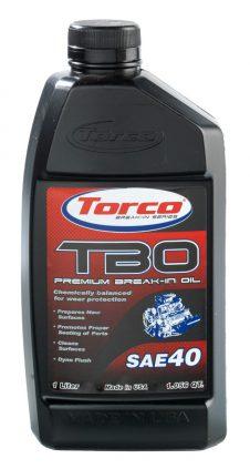 Torco TBO SAE40-0